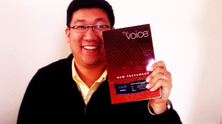 Kenny Jahng with The Voice Bible Translation