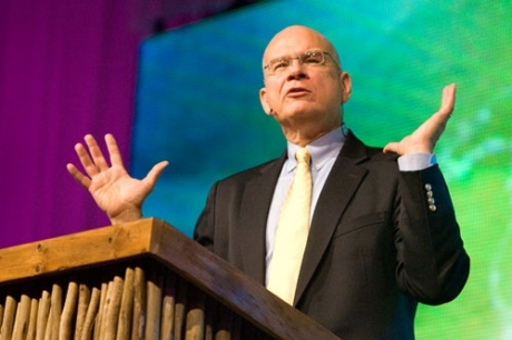 Dr. Tim Keller of Redeemer Presbyterian Church