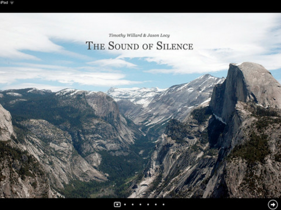 Sound of Silence iBook by Jason Locy