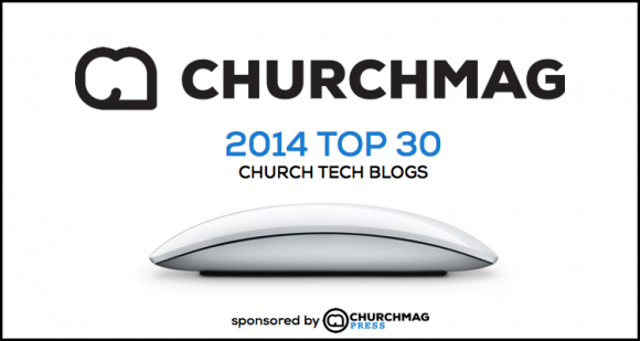 2014 Top Church Tech Blog List